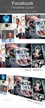 Business - Corporate Facebook Timeline Cover by hanifharoon