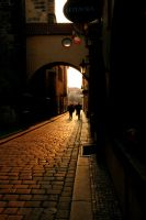 Prague Sunset by MattEdson