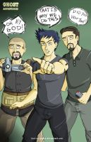 Ghost Adventures Comic by full-on-zombie