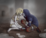 L4D: Bloody Protector by MelvisMD
