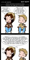 J to J: Why Not? by KamiDiox