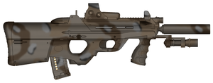 FN F2000 Tactical Custom by Timaman