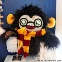 Harry Potter Monstroctopus by loveandasandwich