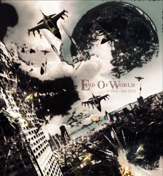 End Of World by Miro-Des