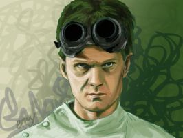 Dr Horrible's Sing Along HOT by EmmilyTM
