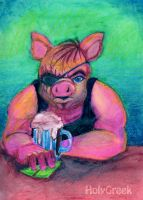 All Men are Pigs by Reptonic