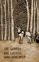 The Woods by Deadsound