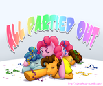 My Little Pony: All Partied Out by Shrineheart