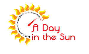 A Day in the Sun Logo by KyuubiNight