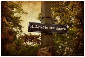 Modenapark of Old by darritpa