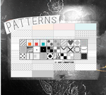 Patterns by me by art-psds-junk