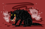 I'LLEATYOUUP by Shadow-Daemon-13