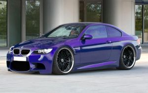 BMW M3 Coupe DUB Edition '08 by HAYW1R3