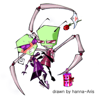 Tak and Zim by hanna-Aris
