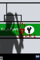 Artsy Videogame Posters: System Shock 2 by Bongwater-bandit