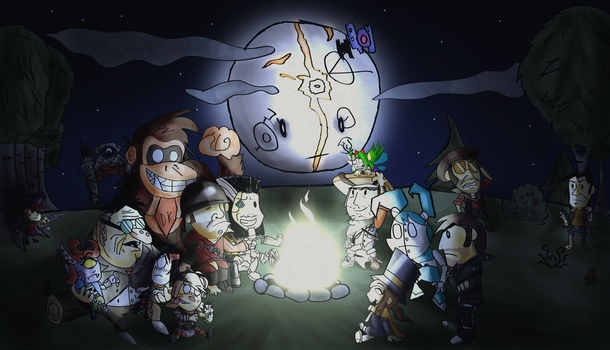 Me Don't Starve mods by 1337gamer15