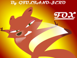 Fox - Backflip kick by giuliano-zero