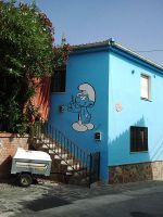 Smurf Village 03 by MarinaSchiffer