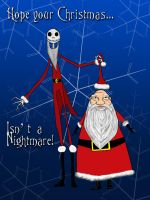 Nightmare not on Christmas by tolemach