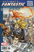 Ultimate Fantastic Four Cover by Titancross