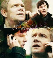 The Reichenbach Fall... by A-lir-A