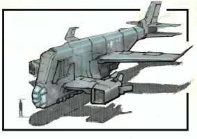 quick ship design by TheFirstNotorian