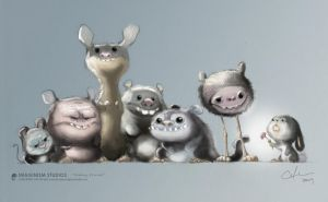 Funny Imaginism Contest by Ratique