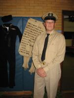Chief Petty Officer 2 by WestytheTraveler