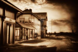 A Town called Misery by josephtimms