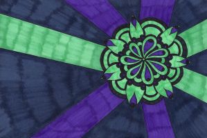 Light Green and Purple by Creature-of-Habit88
