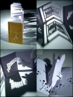 Pop-up book by SkaraManger