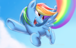 Dashing rainbow by FEuJenny07
