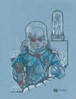 Mr. Freeze by Pencilbags