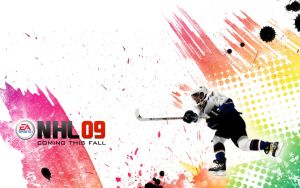 NHL 09...Can't Wait by Murderotica024