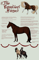 The Cavalieri Horse by dontkillthekarma