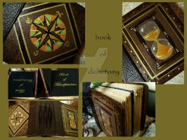 Book of Dichotomy by LuthienThye