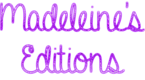 Madeleine's Editions New Logo by MaddieLovesSelly