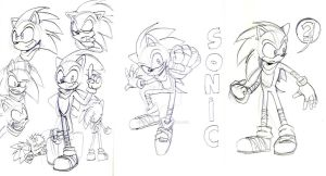 BOOM Sonic by adamis
