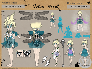 BSS Application: Sailor Asrai