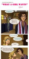 LOST: What a Girl Wants by Buuya