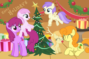 Applecore Answers: Hearth's Warming Eve by Faikie