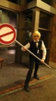 Shizuo by BloodyDeathAngel1