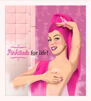 Pinkitude entry smaller by QuicheLoraine