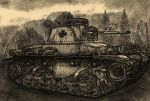 PzKpfw 35 (t) by TimSlorsky