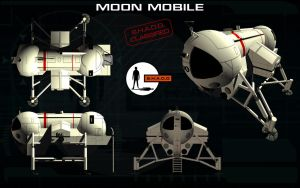Moon Mobile ortho by unusualsuspex
