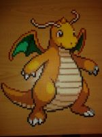 Huge Dragonite by Jesusclon