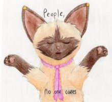 Annemarie: No one Cares by OfficialSassy