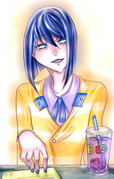 Bubble Tea by MyMyMellow
