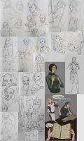 sketchdump by Shagan-fury
