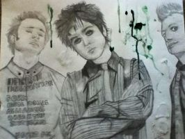 Green Day by grelltheripper